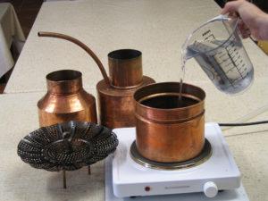 Wasser einfüllen in LEONARDO® Classic